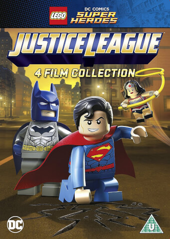 Lego DC Box Set
