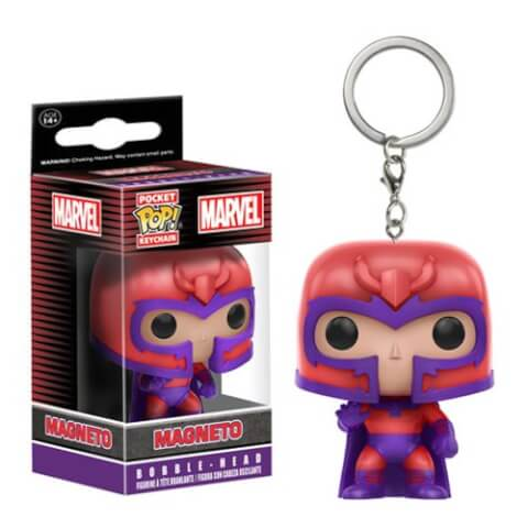 X-Men Magneto Pocket Pop! Key Chain