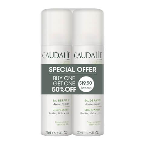 Caudalie Grape Water Exclusive Bundle