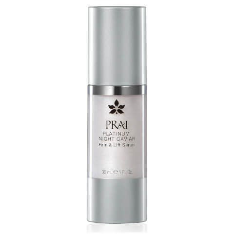 PRAI PLATINUM Night Caviar Firm & Lift Serum 1 fl oz