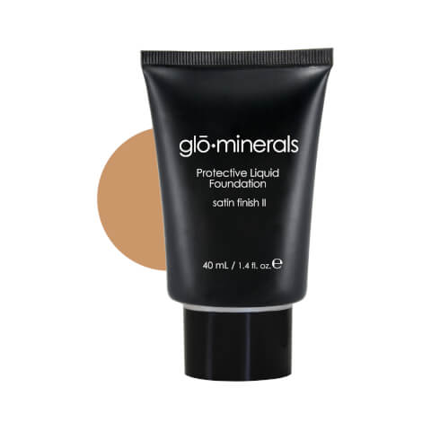 glominerals Satin Cream Foundation Satin II - Natural