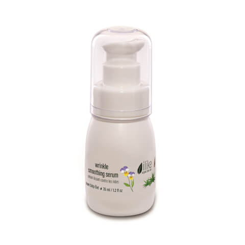 ilike organic skin care Wrinkle Smoothing Serum