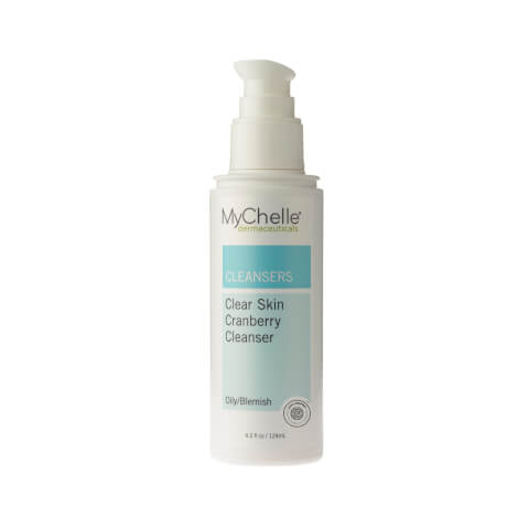 MyChelle Dermaceuticals Clear Skin Cranberry Cleanser