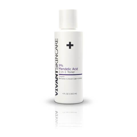 Vivant Skin Care 9% Mandelic Acid 3-in-1 Toner