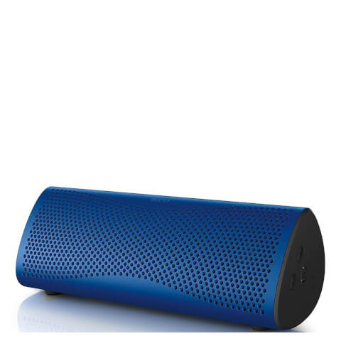KEF MUO Bluetooth Speaker - Blue