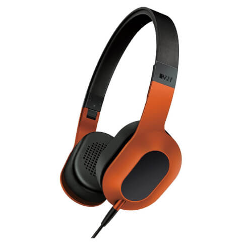 Casque Audio KEF M400 -Orange