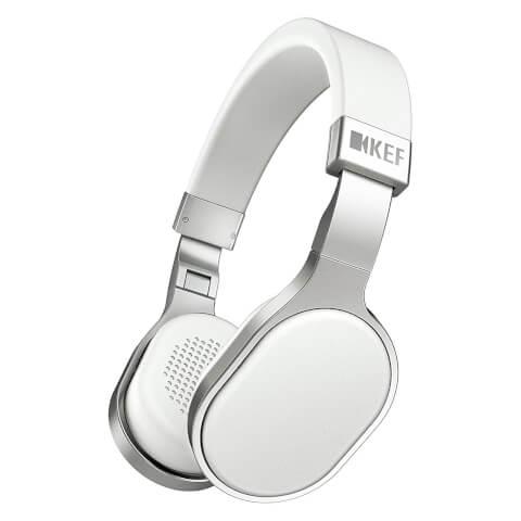 KEF M500 Headphones - White