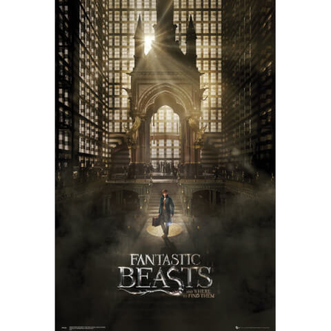 Fantastic Beasts One Sheet 1 Maxi Poster - 61 x 91.5cm
