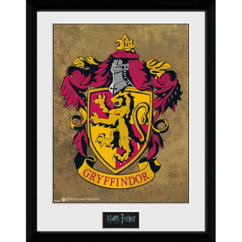 Harry Potter Gryffindor Framed Photographic - 16