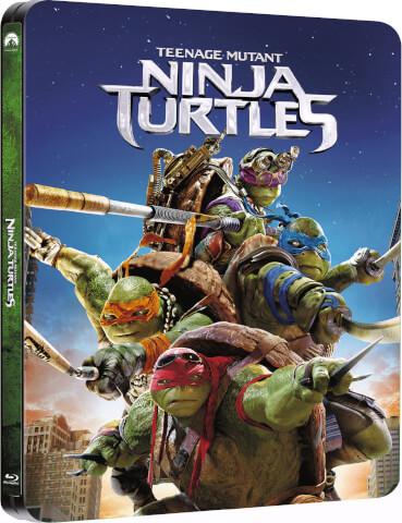 Teenage Mutant Ninja Turtles - Limited Edition Steelbook