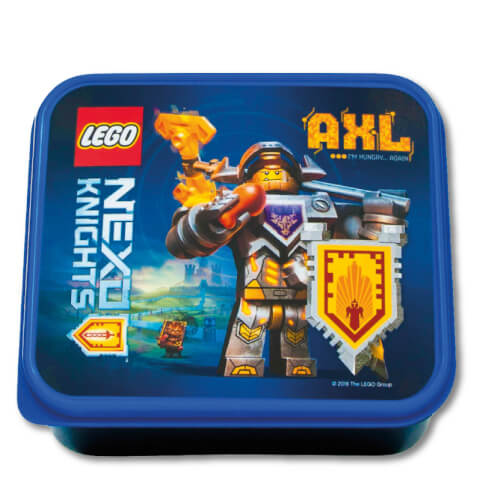 LEGO Nexo Knights Lunch Box