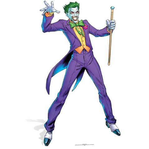 DC Comics Life Size The Joker Cut Out