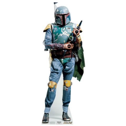 Mini Silhouette Découpée Star Wars Boba Fett