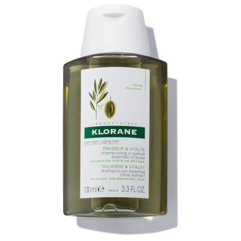 KLORANE Shampoo with Essential Olive Extract - 100ml