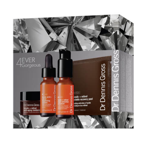Dr. Dennis Gross Skincare Ferulic + Retinol 4 Ever Gorgeous Collection