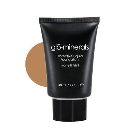glominerals gloProtective Liquid Base Oil Free Matte II - Beige