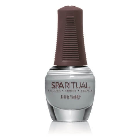 SpaRitual Mini Nail Lacquer - Smoke n Mirrors 5ml