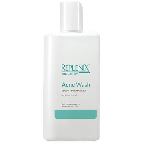 Replenix Acne Solutions Benzoyl Peroxide 10% Wash