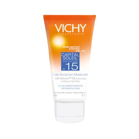 Vichy Capital Soleil SPF 15 Daily Moisturizer Cream