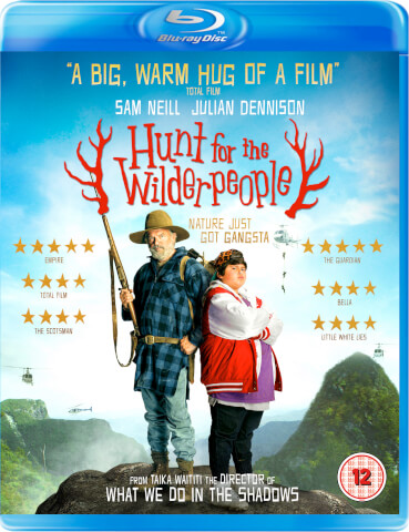 Hunt For The Wilderpeople Blu Ray Zavvi Australia