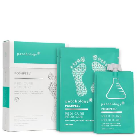 Patchology PoshPeel PediCure - 2 Treatments/Box