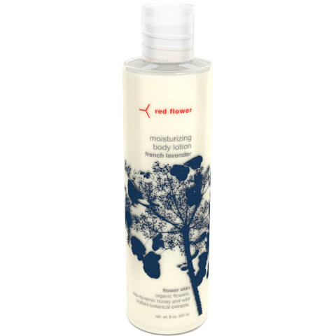 Red Flower French Lavender Moisturizing Body Lotion