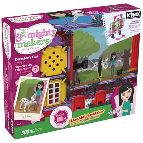 K'NEX Mighty Makers Directors Cut Building Set (43067)