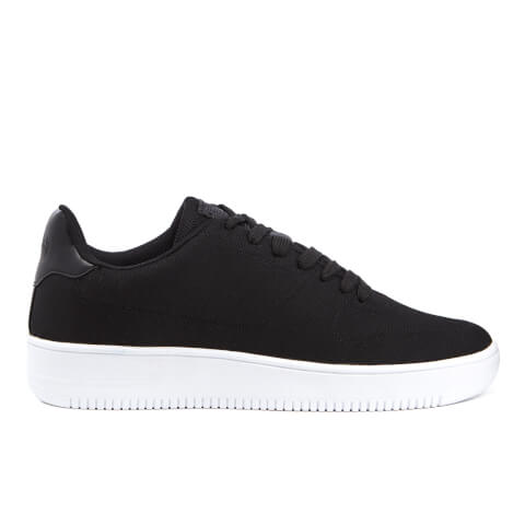 Crosshatch Men's Torment Knitted Trainers - Black
