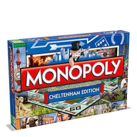 Monopoly - Cheltenham Edition