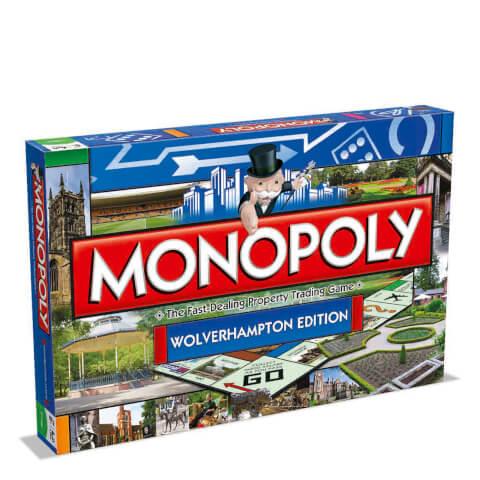 Monopoly - Wolverhampton Edition