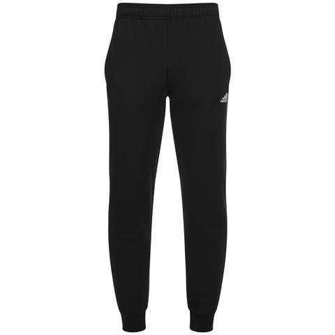 Pantalon Essential Logo Cuffed pour Homme Adidas -Noir