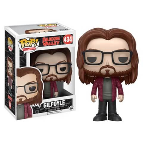 Figurine Gilfoyle Silicon Valley Funko Pop!