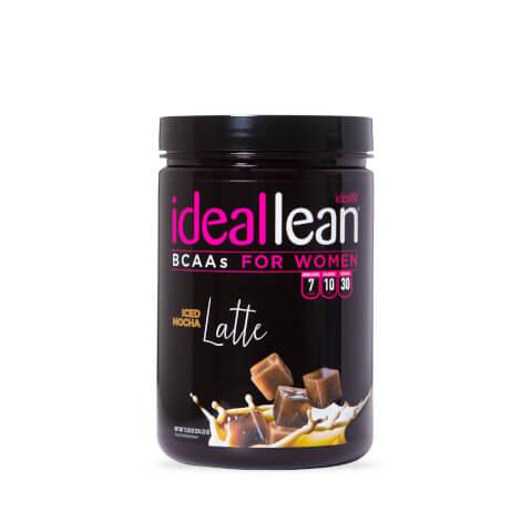 IdealLean BCAA Iced Mocha Latte