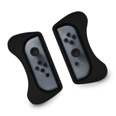 Grip & Control Pack Nintendo Switch STEALTH