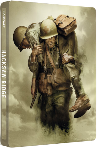 Hacksaw Ridge - Limited Edition Steelbook Blu-ray | Zavvi.com