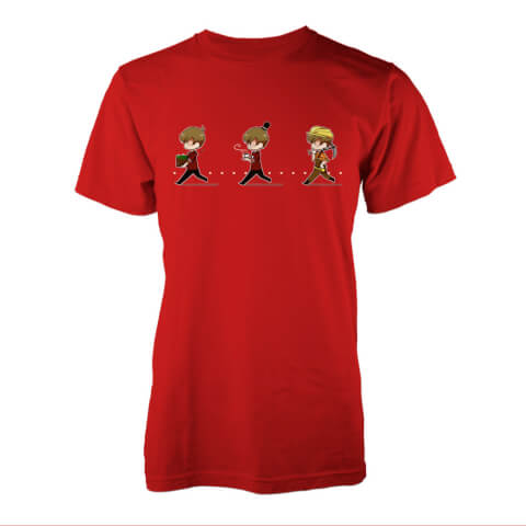 T-Shirt Grian Miner -Rouge