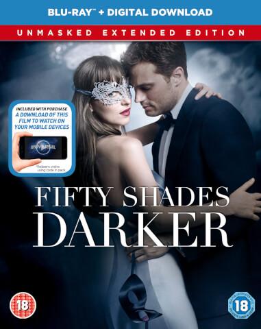 Fifty Shades Darker - Unmasked Edition (Digital Download)