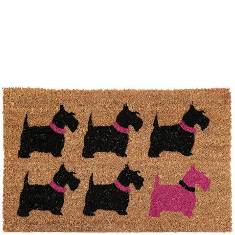Scottie Dog Doormat