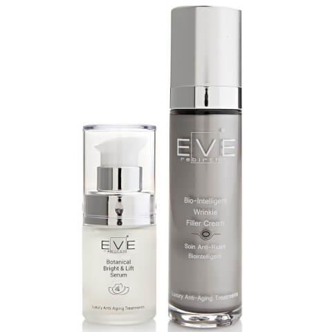 Eve Rebirth Instant Hyalu-Snake Serum + Bio-Intelligent Wrinkle Filler