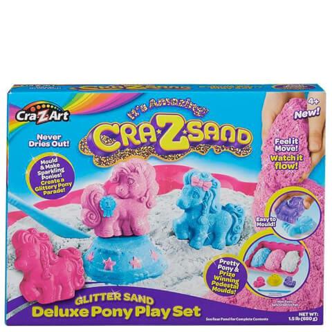 Cra-Z-Sand Deluxe Glitter Pony Playset