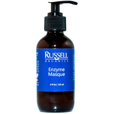 Russell Organics Enzyme Masque 120ml