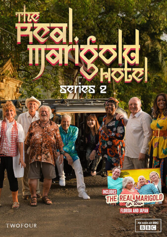 The Real Marigold Hotel - Series 2