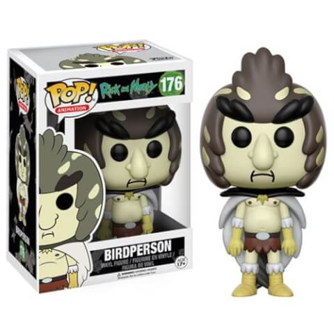 Rick and Morty Bird Person Pop! Vinyl Figure
