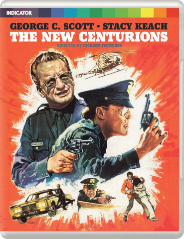 The New Centurions - Dual Format (Includes DVD)