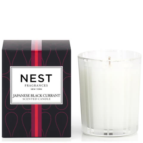 NEST Fragrances Japanese Black Currant Votive Candle