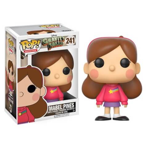 Gravity Falls Mabel Pines Pop! Vinyl Figure