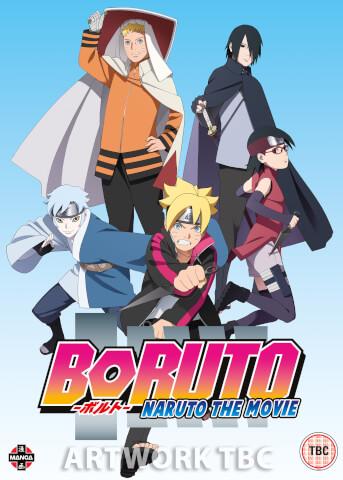 Boruto The Movie