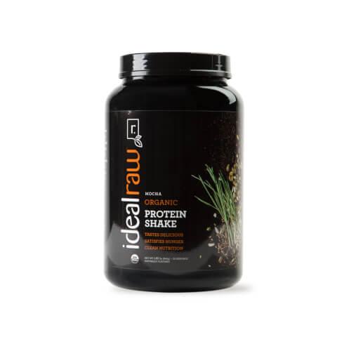 IdealRaw Organic Protein - Mocha