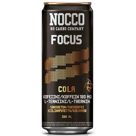 NOCCO Focus, 4 x 330ml