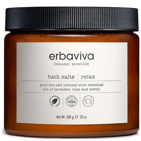 Erbaviva Relax Bath Salts